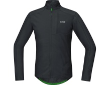 GORE C5 Thermo Trail Jersey-black