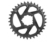 11.6218.030.020 - SRAM CR X-SYNC EAGLE 34T DM 6 OFFSET BLK