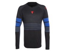 Dainese dres HG JERSEY 1 BLACK-IRIS/BLUE-ASTER
