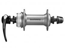 Náboj přední MTB Shimano Alivio HB-M4050 Disc 32děr stříbrný