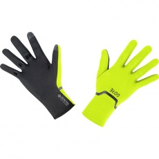 GORE M GTX Infinium Stretch Gloves-neon yellow/black