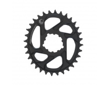 11.6218.038.000 - SRAM CR X-SYNC EAGLE OVAL 32T DM 3 OFF B BLK