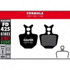 GALFER destičky FORMULA FD425 standart