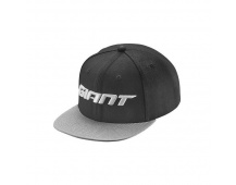 GIANT Trucker Cap-heather/black