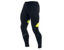 PEARL iZUMi FLY kalhoty, černá/SCREAMING žlutá, M