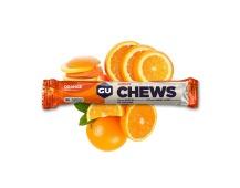 GU Chews 54g - Orange 1 SÁČEK (18 sáčků v balení)