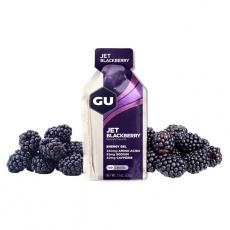 GU Energy Gel 32 g Jet Blackberry EXP 02/21