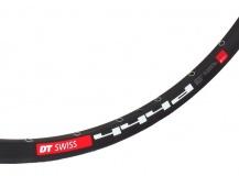 """Ráfek MTB 29"""" DT Swiss 444D Disc 32 děr barva černá"""