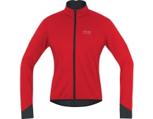 GORE Power 2.0 WS Soft Shell Jacket-red/black