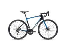GIANT Defy Advanced 1 2019 carbon/vibrant blue