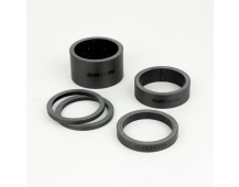 00.4318.035.000 - SRAM AM HS SPACER GLOSS BLK LOGO KIT SRAM
