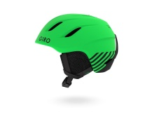 GIRO Nine Jr Mat Bright Green Zoom M