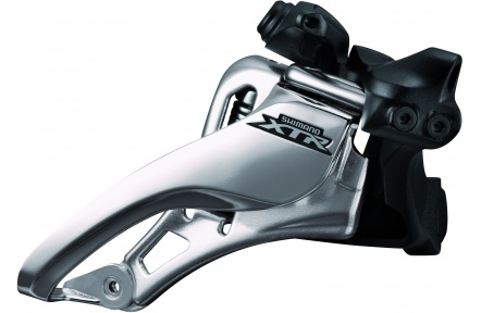 SHIMANO přesmykač XTR FD-M9020 MTB pro 2x11 obj. 34,9/31,8 + 28,6 Side-swing front pull 34/38 z