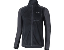 GORE C3 WS Jacket-black/terra grey