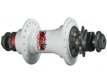 Náboj Novatec F726SB-14-9T-BI, zadní, 48-děrový, bíly