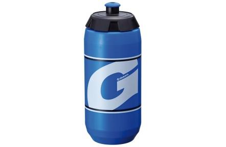 GOFLO 600CC PP water bottles blu w/wht G mark
