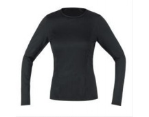 GORE Base Layer Lady Thermo Shirt Long-black