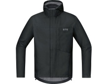 GORE C3 GTX Paclite Hooded Jacket-black