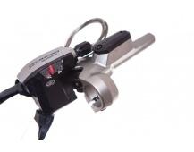 Řadící-brzdová páka SHIMANO Deore LX ST-M585 Dual Control Disc pouze levá