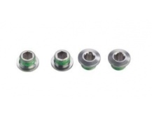 11.6918.001.000 - SRAM CHAINRING BOLT KIT XX1 4 ALUM ZRGRY