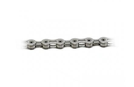Řetěz KMC X10 L10 kol ,stříbrný