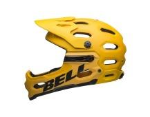 BELL Super 3R MIPS Mat Yellow/Coal