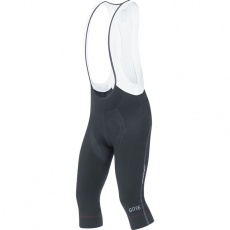 GORE C7 Partial Thermo 3/4 Bib Shorts+-black