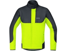 GORE C5 WS Thermo Trail Jacket-neon yellow/black