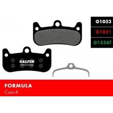 GALFER destičky FORMULA FD531 standart