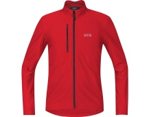 GORE C3 Thermo Jersey-red