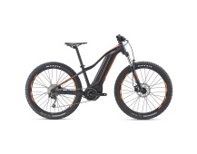 GIANT Fathom E+ 3 Power 2019 black/orange/petrol