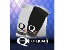 Návleky na stehna Quad black T1