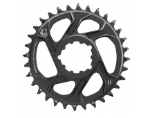 11.6218.041.001 - SRAM CR X-SYNC ST EAGLE 32T DM 6 OFFSET BLK