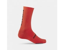 GIRO ponožky HRC Team Vermilion/black, M