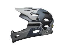 BELL Super 3R MIPS Mat Gray/Gunmetal