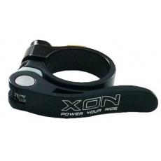 XON objímka sedlovky XSC-08 rychloupínák Ø31,8 černá