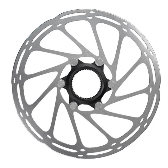 00.5018.037.025 - SRAM ROTOR CNTRLN CL 160MM BLACK ROUNDED