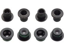 11.6215.193.080 - SRAM CHAINRING BOLT KIT 4X2 AL/ST BLACK
