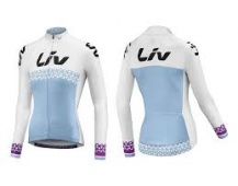 LIV Beliv-Luna LS Jersey-blue/white/purple