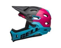 BELL Super DH MIPS Mat/Glos Black/Berry/Blue