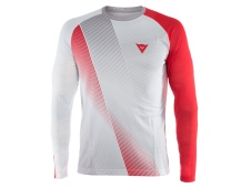 DAINESE dres HG JERSEY 3 COOL-GRAY/DRIZZLE/HIGH-RISK-RED