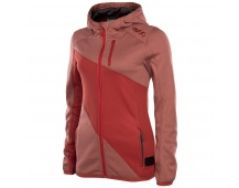 EVOC bunda HOODY JACKET WOMEN chilli red