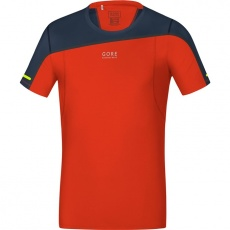 GORE Fusion Shirt-orange.com/black iris