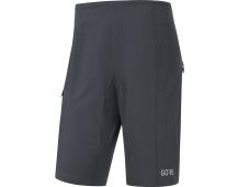 GORE C3 Women Trail Shorts-terra grey-34
