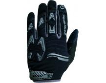 PEARL iZUMi LAUNCH rukavice, černá