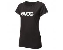 EVOC triko - T-SHIRT LOGO WOMEN, black