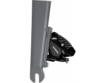 SHIMANO brzda Sil-ostatní BR-RS505 kotouč přední hydraul třmen polymer + chladič FLAT MOUNT