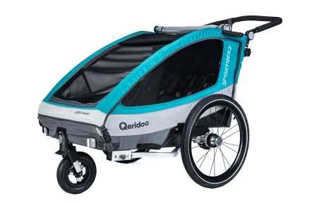 QERIDOO Vozík Sportrex2 2019