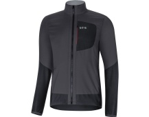 GORE C5 WS Insulated Jacket-terra grey/black-L