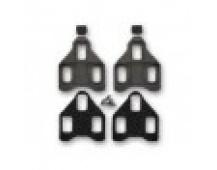 Campagnolo Plastové zarážky pro pedály Pro-Fit, šedé (s výkyvem)